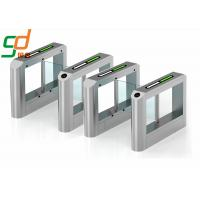 Wholesale Access Control Bidirection Swing Barrier Gate  Turnstiles 1600*280*990mm from china suppliers