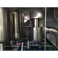 Wholesale Egg Powder Food Processing Plant Equipment For Mixing / Granulating / Drying from china suppliers