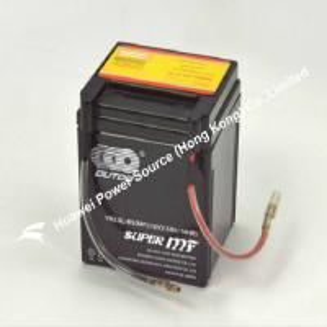 China OUTDO Battery / 12V motorcycle battery / atv battery / scooter battery YB2.5L-BS on sale