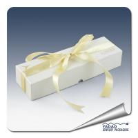Wholesale Custom Paper Jewelry Box Wholesale with Ribbon from china suppliers