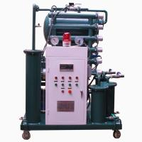 Wholesale 1200 Liters/Hour Single-Stage Vacuum Best Quality Transformer Oil Treatment Machine from china suppliers