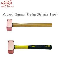 China Hot red copper spark less octagonal hammer for sale