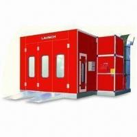 China Industrial Spraying Booth with 7.0 x 5.3 x 3.5m Size and Working Temperature of 60 to 80 deg. C on sale
