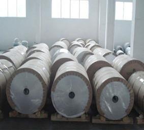 Quality Fin Stock 8011 3102 7072 Aluminium Foil Roll Big Coils Temper H24 O H26 0.15mm for sale