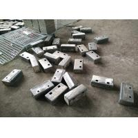 Buy cheap Ni Hard Cast Iron Billet  Ball Mill Liners Dimension 299 x 150 x 100 from wholesalers
