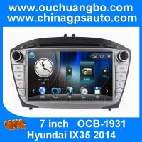 Wholesale Ouchuangbo china gps navi stereo naiv Hyundai IX35 Tucson 2014 support BT USB swc from china suppliers