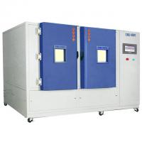 Energy Saving Two Zone Thermal Shock Chamber / Stability Testing Machine for sale