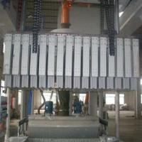 Wholesale Full Automatic Gypsum Block Production Line with 500mm Width and 666mm Length from china suppliers