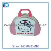 Wholesale metal lunch tin box with printing from china suppliers