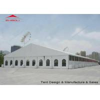Wholesale Decorate Marquee Aluminum Frame Canopy Tents For Wedding / Party 25m * 50m from china suppliers