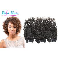 """Wholesale Brazilian Spiral Curl 16"""" 18"""" Grade 6A Virgin Hair 100 Human Hair Extensions from china suppliers"""