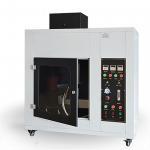 Wholesale Foam Rubber Horizontal Smoke Density Measurement , GB / T8332 Smoke Density Monitor from china suppliers