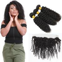 Wholesale Non - Remy Healthy Virgin Peruvian Hair Extensions Natural Color No Shedding from china suppliers