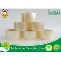 Wholesale Clear Shipping Storage Box BOPP Sealing Tape Single Sided ISO SGS from china suppliers
