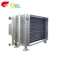 Buy cheap 100 T Boiler Part Tubular Air Preheater / APH In Boiler Natural Circulation from wholesalers