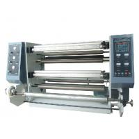 Vertical Automatic Label Slitter Rewinder Machine Convenient Operation