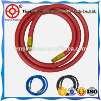 Wholesale ISO ceritified 50mm oil resistant synthetic textile braided red  petrol station rubber hose from china suppliers