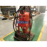 Wholesale Portable Abrasive Blasting Equipment Ship Paint Removal Corrosive Removal from china suppliers