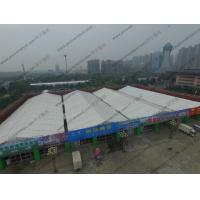 China Glass Fire Door Outdoor Trade Show Tents for sale