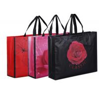 Wholesale China manufacturing wholesale tote non woven bags clothes shopping package tote bags OEM logo size from china suppliers
