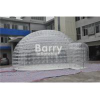 Wholesale No Harm Inflatable Bubble Tent , Inflatable Transparent Tent For Camping Or Event from china suppliers