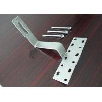 Wholesale Strong Resistance Solar Mounting Accessories OEM Panel Frame for PV Solar Cells from china suppliers