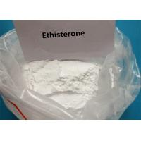 Wholesale White Raw Steroid Powder Ethisterone For Uterine Bleeding CAS 434-03-7 from china suppliers
