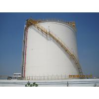 Buy cheap 5000m3 Single Containment LNG Storage Tank Self support Double Layers from wholesalers