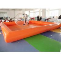 Wholesale ODM Human Size Hamster Ball Large Blow Up Swimming Pools For Family from china suppliers