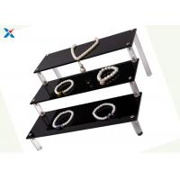 Wholesale Clear Acrylic Jewelry Organizer / Three Layer Acrylic Makeup Organizer from china suppliers