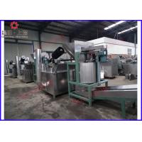 Wholesale China Automatic Snack Batch Food Frying Machine from china suppliers