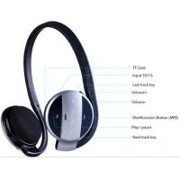 Wholesale Over The Headset Sport Bluetooth Headset Noising Cancelling And Waterproof from china suppliers