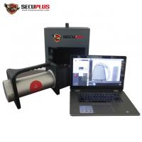 Buy cheap Portable X Ray Airport Baggage Scanning Equipment With Intelligent Software from wholesalers