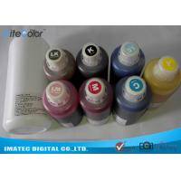 Wholesale High Density Sublimation Dye Ink / Digital Textile Fluorescent Printing Ink from china suppliers