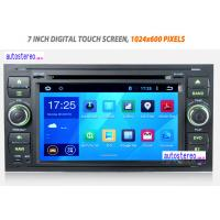 China Android 4.2.2 Car Stereo for Ford Focus Kuga Transit GPS with WiFi / RAM Memory DDR3 1GB on sale