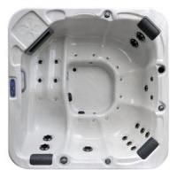 Wholesale Acrylic Bathtub with Neck Collar Massage (A200) from china suppliers