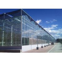 Wholesale Commercial PC Sheet Greenhouse For Vegetables Seeds Vertical Farming from china suppliers