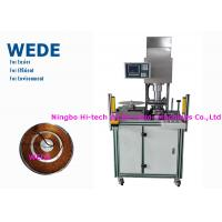 Wholesale Multi Rings Copper Coil Making Machine , Dense Copper Wire Making Machine from china suppliers