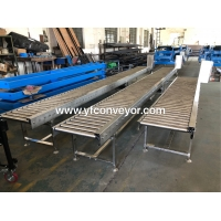 China Factory Custom Powered Roller Conveyor Systems/Roller Conveying Machine on sale