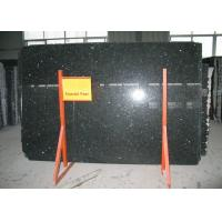Norway Green Granite Slabs For Counters , Emerald Pearl Granite Slab 1.0cm Thickness for sale