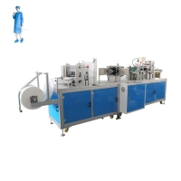 Wholesale Factory Price Non Woven Fabric Hospital Surgical Gown Making Production Line from china suppliers
