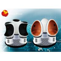Wholesale Wonderful Virtual Reality Game / Movie 9D Simulator For Shopping Mall / Park from china suppliers