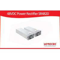 Wholesale High Power Efficiency 92% SR -4820 Power Supply 48vdc 80-300vac Input Voltage from china suppliers