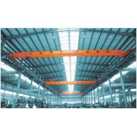 Quality Light duty electric Single girder overhead cranes travelling crane with 10 T for sale