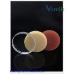 China dental lab wax,pmma,zirkon zahn cad cam wax disk,zirconia dental for sale