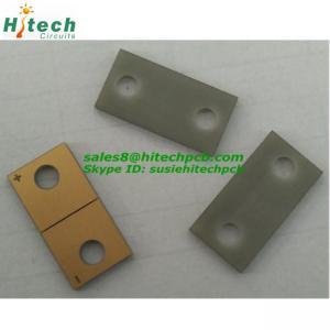 Wholesale Aln Ceramic PCB, Ceramic PCB, ceramic circuit boards, alumina ceramic pcb manufacturer, ceramic substrate  PCB from china suppliers