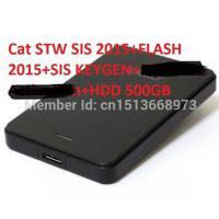 Wholesale FOR CAT SIS 10-2015 FULL Parts and repair + Flash DVD 2015+500GB HDD+SIS and ET 2015A Activator ( for unlimited installa from china suppliers