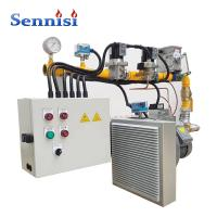 China Spray booth heating system gas burner on sale