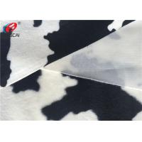 Wholesale Faux Fur Animal Printing Fabric 100% Polyester Velvet Fabric Home Textile from china suppliers