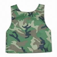 Wholesale Military Bulletproof Vest, Made of Kevlar  from china suppliers